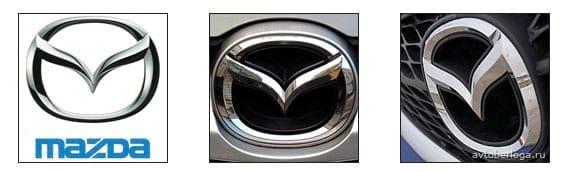 Марки машин — эмблемы