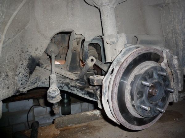 Внутренний ШРУС на автомобилях «Мазда 3—6»