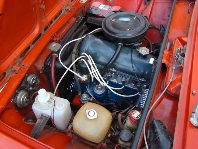 Эксплуатационные параметры мотора 21011