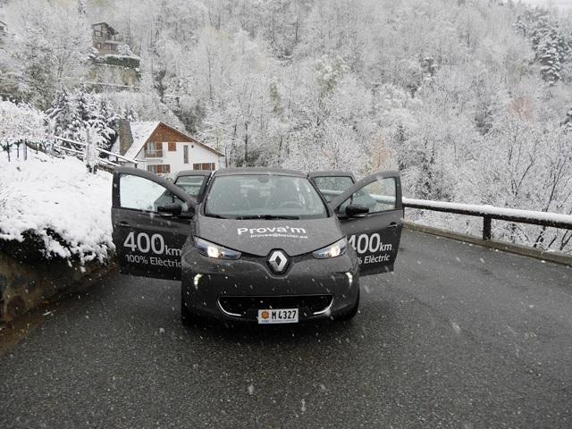 Стоит ли покупать электрический Renault Zoe?