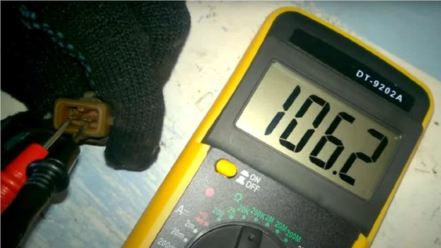 Назначение температурного датчика ГБЦ