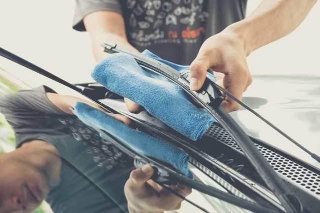 Что делать если скрипят дворники по стеклу