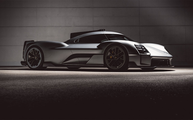 Porsche задумывается о создании собственного мотоцикла