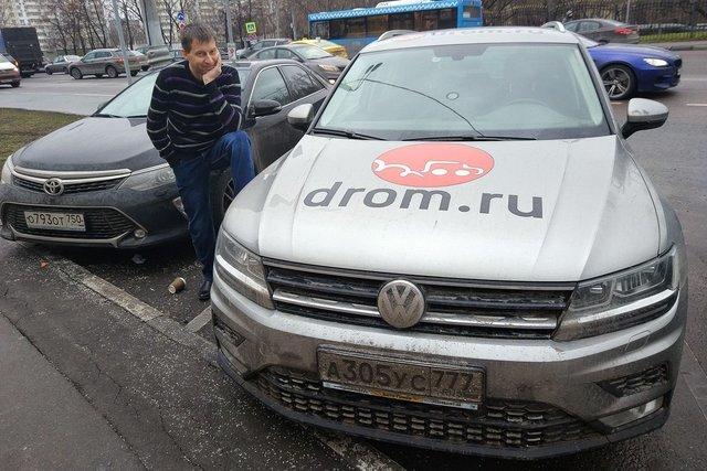 Skoda Kodiaq чешской сборки уже в России