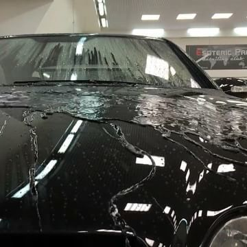 Выбираем гидрофобное покрытие для автомобиля