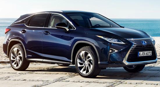 Lexus вступает в борьбу за компактные кроссоверы
