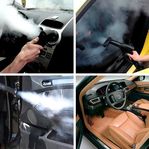 Как высушить салон автомобиля