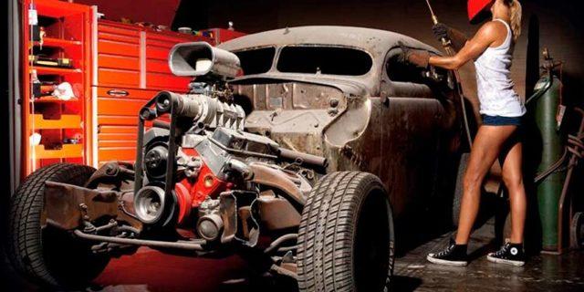 Ремонт отечественных автомобилей своими руками