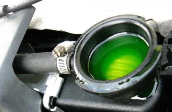 Где искать причину перегрева двигателя