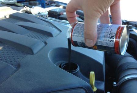 Выбираем присадки в масло двигателя