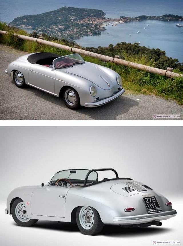 Медленный, но долговечный автомобиль Porsche