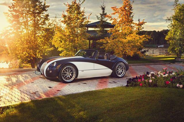 5 самых красивых автомобилей «Ретро Кар Шоу»