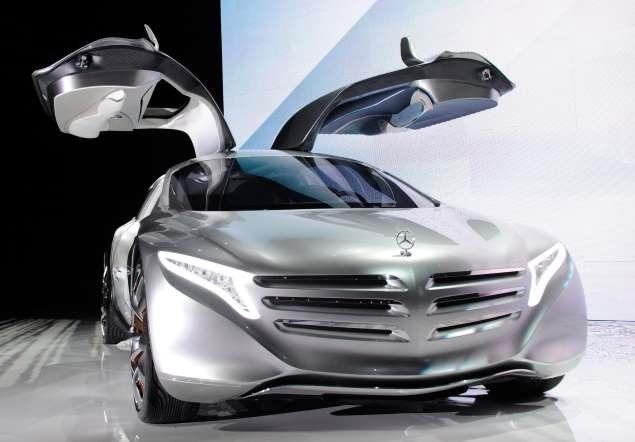 7 самых необычных машинв мире
