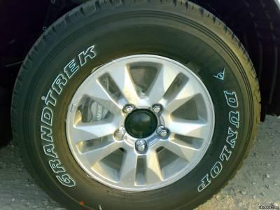 Комплектация Toyota Land Cruiser 200