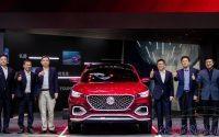 E-Motion: китайское управление пошло британскому концепту MG на пользу