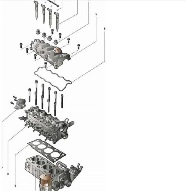 Технические характеристики D4EB