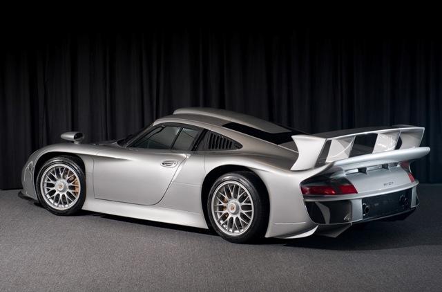 Автомобили класса GT