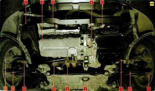 Внутренний ШРУС автомобиля «Шкода-Октавия A5»