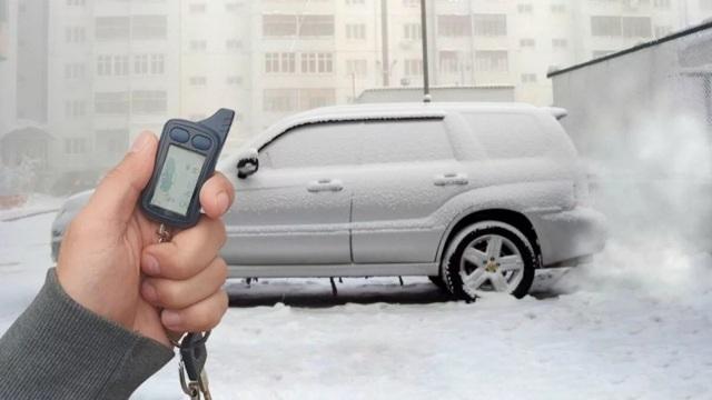 Автозапуск и методы контроля работы ДВС