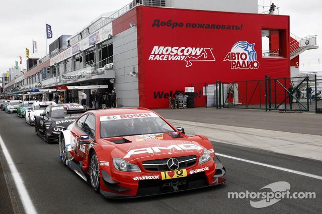 Виталий Петров – участник чемпионата DTM!