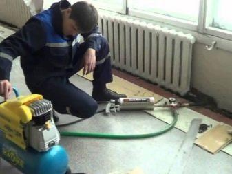 Инструменты, необходимые в процессе демонтажа радиатора