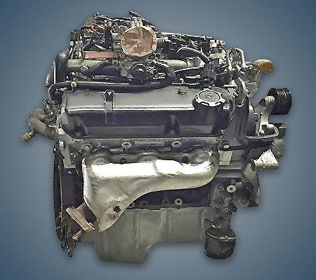 Технические характеристики 6G72 3 л/141 – 225 л. с.