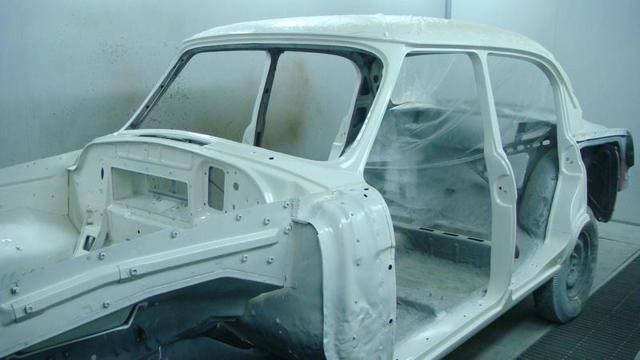 Законное оформление кузова автомобиля