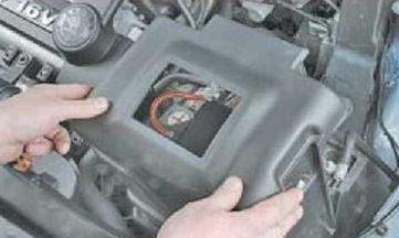 Блок предохранителей на автомобилях «Октавия-ТУР» 2001 года и А5