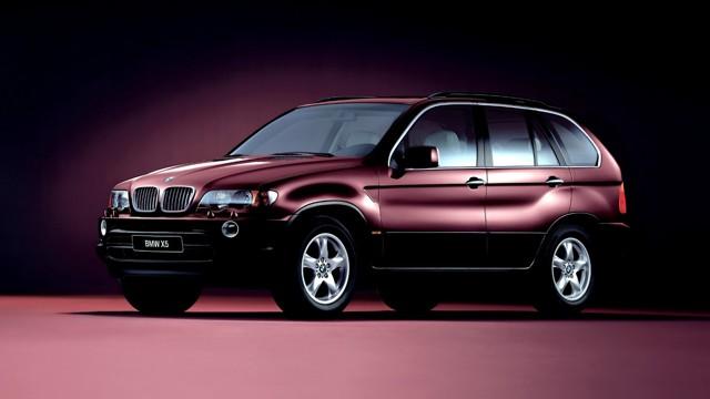 BMW X5 – автомобиль с характером