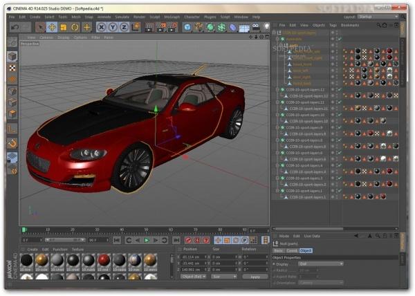 Виртуальный 3D тюнинг онлайн