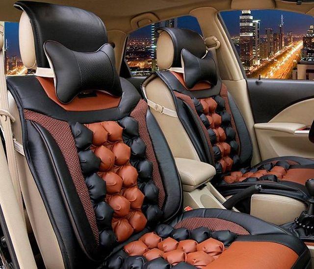 Выбираем массажер для спины в легковой автомобиль