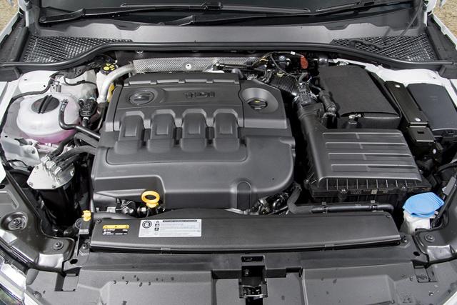 Описание и эксплуатационные характеристики двигателя SEAT CGGB