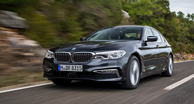 Автомобиль BMW G30