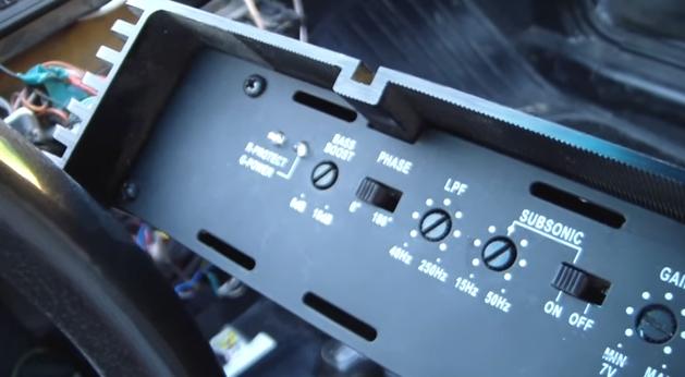 Как настроить магнитолу Пионер Под колонки или сабвуфер, используя эквалайзер и фильтры lpf, hpf
