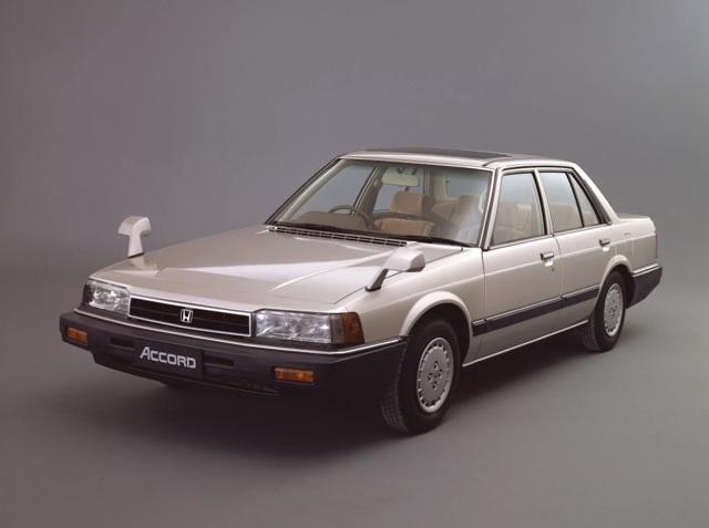 Honda Accord. От истоков до современности