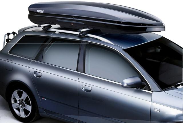 Выбираем багажник на рейлинги автомобиля
