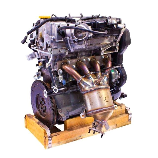 Характеристики двигателя 21127