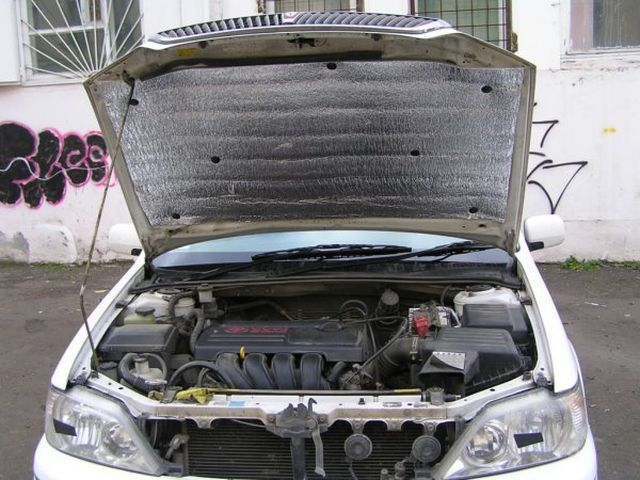 Для чего следует утеплять мотор
