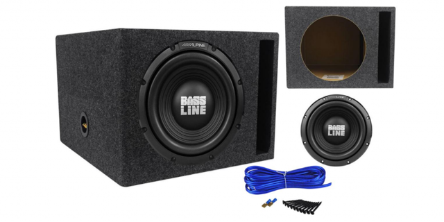 Как рассчитать короб для сабвуфера используя программу jbl speakershop